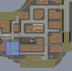 Charnak mapa