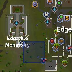 Demon Flash Mob (Monastery) location