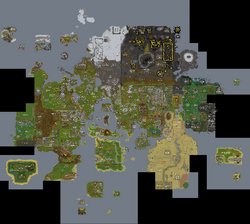 World map History RuneScape Wiki