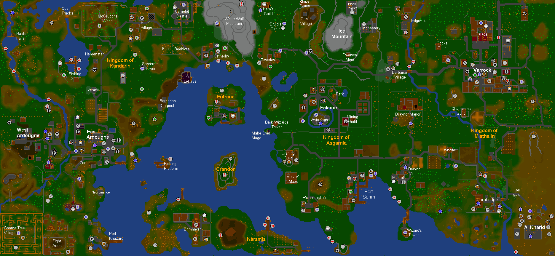 Image - September 2002 Map.png | RuneScape Wiki | FANDOM ...