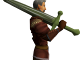 Elder rune 2h sword