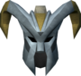 Gorgonite full helm detail