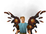 Lava wings