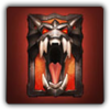 Replica dragonfire shield icon