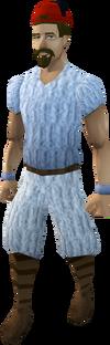 Rug merchant