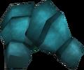 Rune gauntlets detail