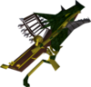 Serpentine 2h crossbow detail