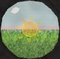 Sextant sun and horizon