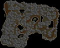 Underground pass failed rope dungeon map.png