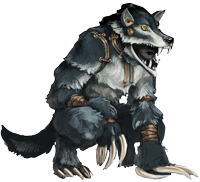 Werewolf costume art thumb