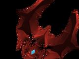 Dragon battleaxe