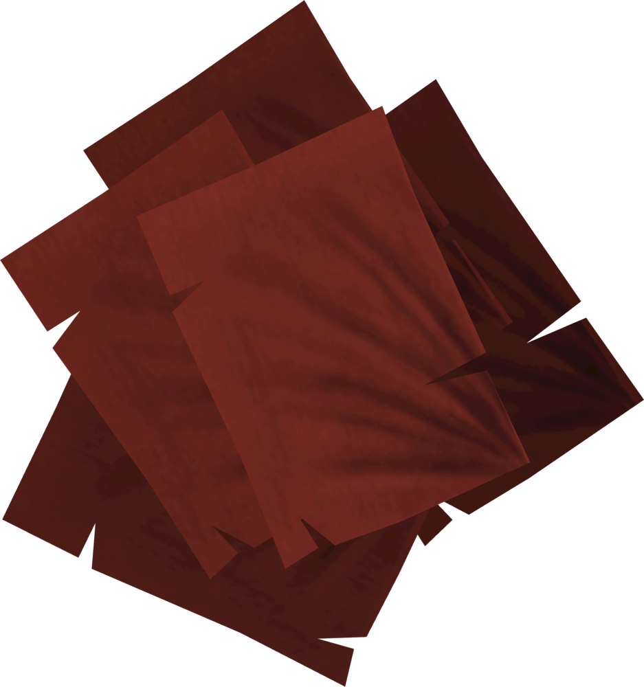 Festive paper detail