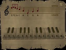 Grim Tales sheet music