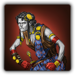 Highland outfit icon (female)