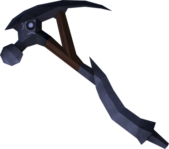 File:Mithril pickaxe detail.png