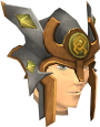 Relic helm of the Godless chathead