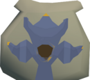 Smoke devil pouch