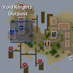 Squire (Void Knights smith) location