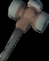 Warhammer (class 5) detail