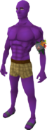 Zaros purple skin equipped