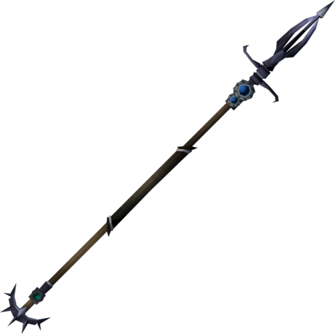 File:Augmented Zamorakian spear detail.png