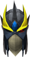 Full slayer helmet (c) (yellow) detail