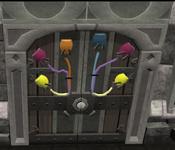 Herblore door
