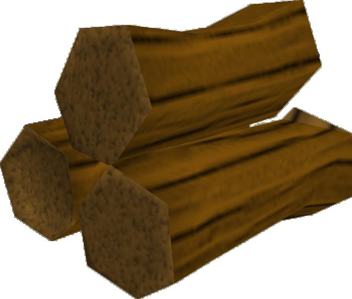 log s
