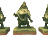 Mysterious statue (Mazcab, obstacle)