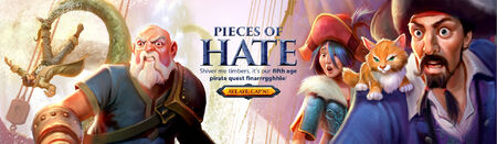 Pieces of Hate head banner
