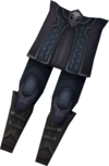 Refined Anima Core legs of Sliske detail