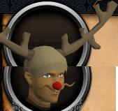 Reindeer hat chathead