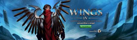 SGS - Wings IV head banner