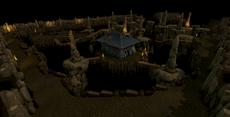 Underground Pass maze