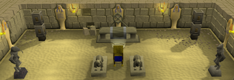 Altar de zaros em jaldraocht