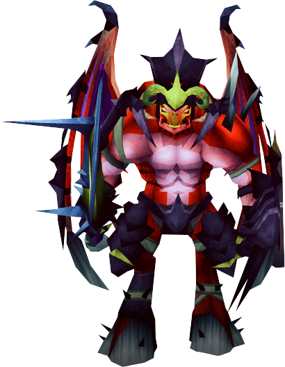 Butcher Demon Runescape Wiki Fandom Powered By Wikia