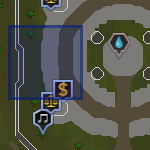 Devotion Sprite (Grand Exchange) location