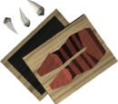 Dragon platelegs/skirt ornament kit (sp)