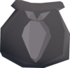 Evil turnip pouch(u) detail
