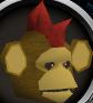 Monkey chathead