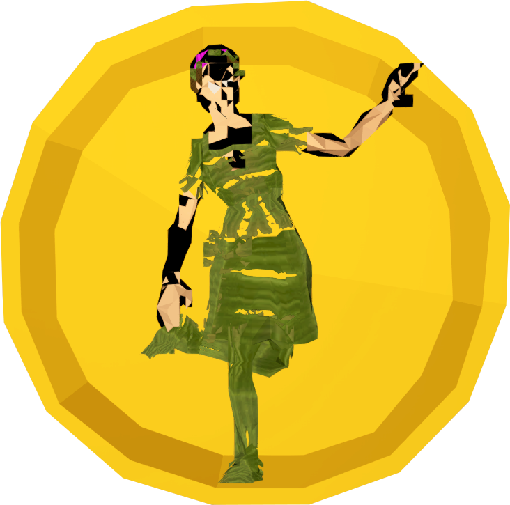 Novtumberfest dance emotes token detail