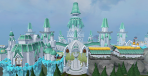 Fairy Ring Priff