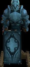 Skill hall rune armour
