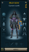 Umbral Outfit Female