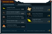 2014 Hallowe'en event rewards