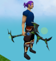 Augmented Ahrim's staff equipped.png