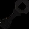 Black key black detail