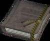 Blink's scribblings detail