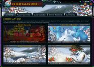 Christmas 2015 (Christmas) interface