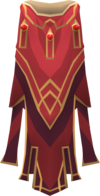 Completionist cape (t) detail